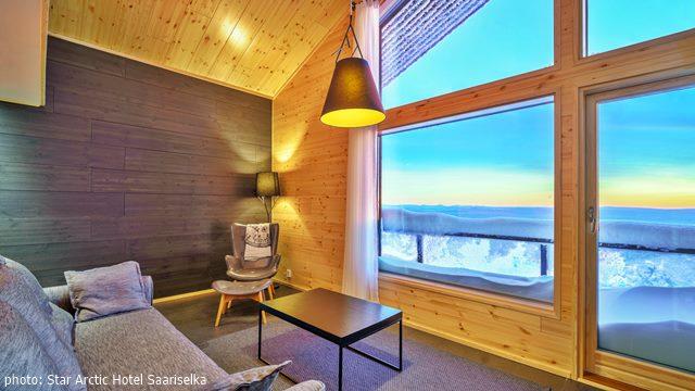 Star Arctic Hotel Suite