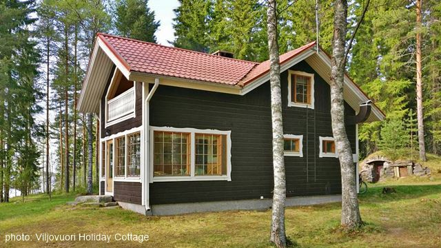 Viljovuori Holiday Cottage